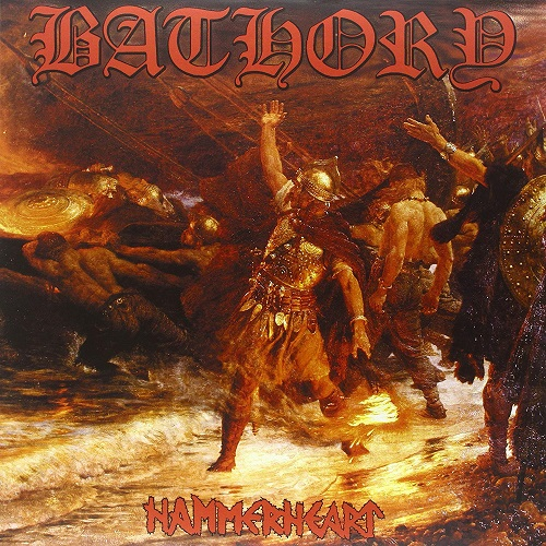 Bathory - Hammerheart - Cover