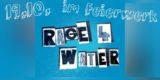 Festival Bild Benefizkonzert Rage4Water