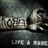 Korn - Live & Rare - CD-Cover