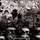 Fister - Decade Of Depression - CD-Cover