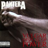 Pantera - Vulgar Display Of Power - CD-Cover