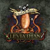 Mr. Hurley und die Pulveraffen - Leviathan - CD-Cover