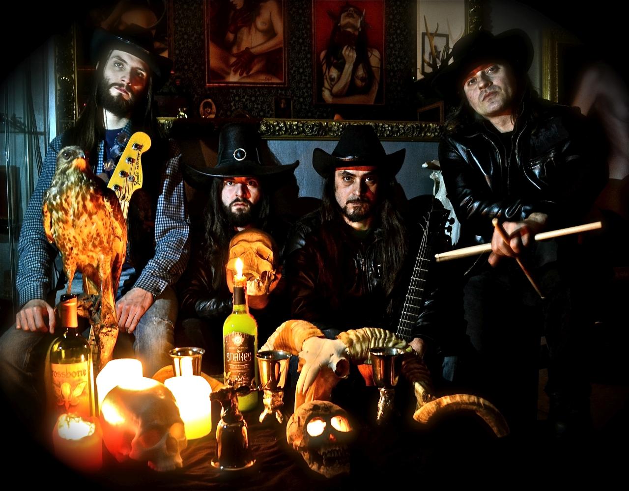 Band Photo The Ossuary