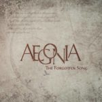 Cover - Aegonia – The Forgotten Song