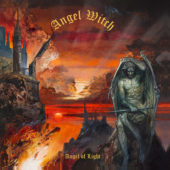 Angel Witch - Angel Of Light - CD-Cover