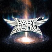 Babymetal - Metal Galaxy - CD-Cover
