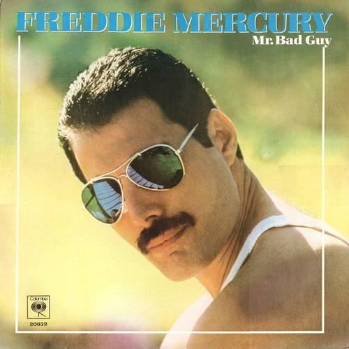 Freddie Mercury - Mr. Bad Guy - Cover