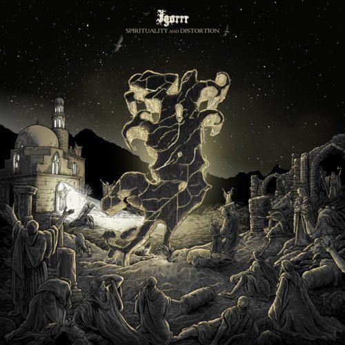 Igorrr - Spirituality And Distortion - Cover