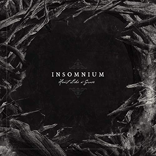 Insomnium - Heart Like A Grave - Cover