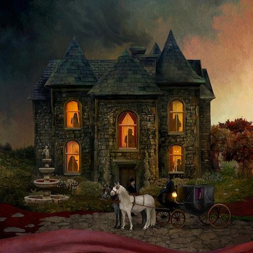 Opeth - In Cauda Venenum - Cover