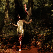 E-L-R - Mænad - CD-Cover