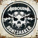 Cover - Airbourne – Boneshaker