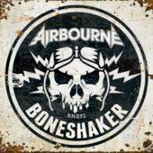 Airbourne - Boneshaker - CD-Cover