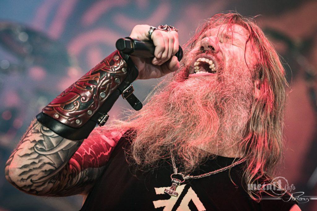 Cover - Amon Amarth w/ Arch Enemy, Hypocrisy