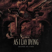 As I Lay Dying - Shaped By Fire - CD-Cover