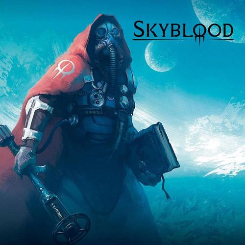 Das Cover des Debüt-Albums von Skyblood