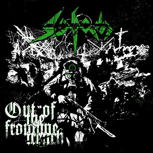 Sodom - Out Of The Frontline Trench (EP) - Cover