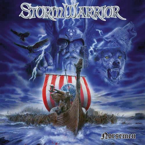 Stormwarrior - Norsemen - Cover