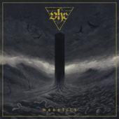Verheerer - Monolith - CD-Cover
