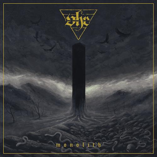 Verheerer - Monolith - Cover