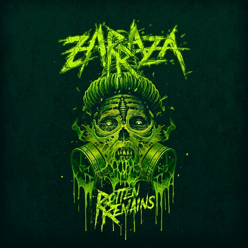 Zarraza - Rotten Remains (EP) - Cover