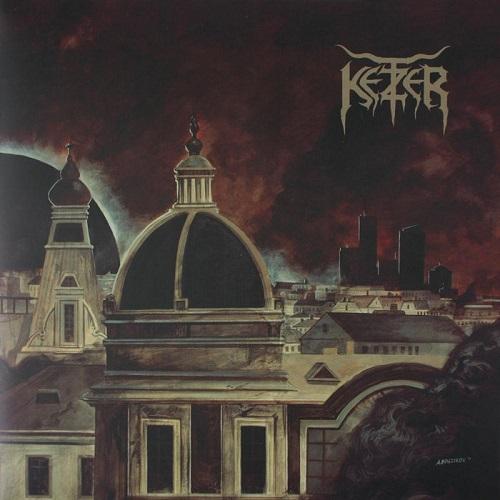 Ketzer - Endzeit Metropolis (Re-Release) - Cover