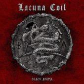 Lacuna Coil - Black Anima - CD-Cover