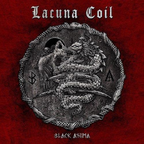 Lacuna Coil - Black Anima - Cover