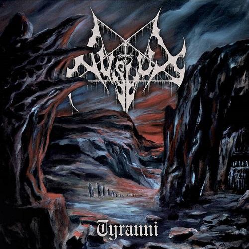 Avslut - Tyranni - Cover