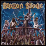 Cover - Blazon Stone – Live In The Dark