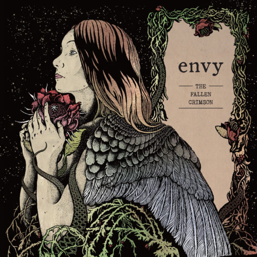 Envy - The Fallen Crimson - Cover