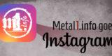 Special Grafik Metal1.info auf Instagram