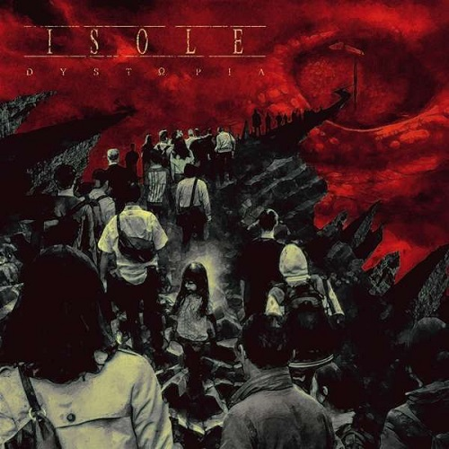 Isole - Dystopia - Cover