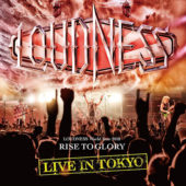 Loudness - Live In Tokyo - CD-Cover