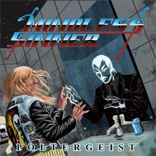 """Das Cover des Mindless-Sinner-Albums """"Poltergeist"""""""
