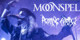 Cover - Moonspell w/ Rotting Christ, Silver Dust