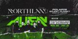 Festival Bild Northlane w/ Polaris & Void Of Vision