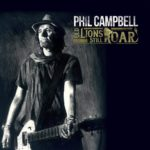 Cover - Phil Campbell – Old Lions Still Roar