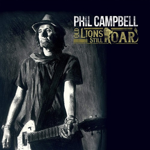 Phil Campbell - Old Lions Still Roar - Cover