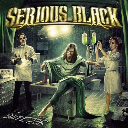 """Das Cover von """"Suite 225"""" von Serious Black"""