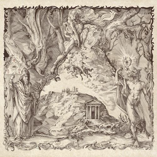 Mosaic - Secret Ambrosian Fire - Cover