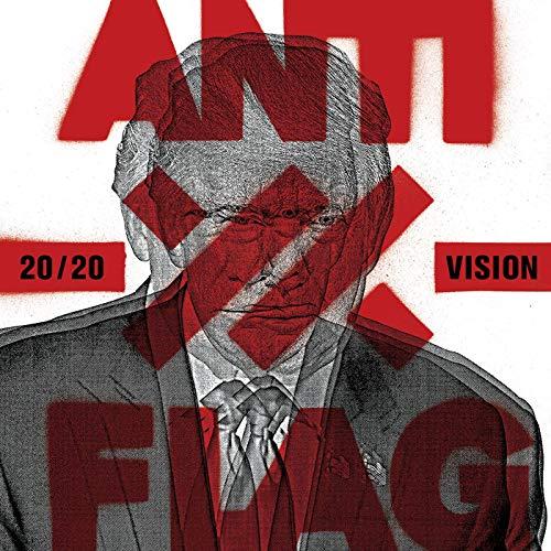 Anti-Flag - 20/20 Vision - Cover