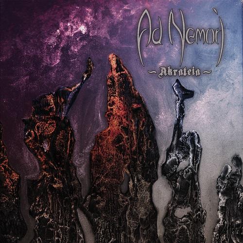 Ad Nemori - Akrateia - Cover