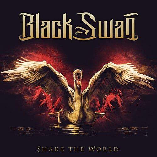 "Das Cover des Black-Swan-Albums ""Shake The World"""
