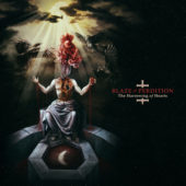 Blaze Of Perdition - The Harrowing Of Hearts - CD-Cover