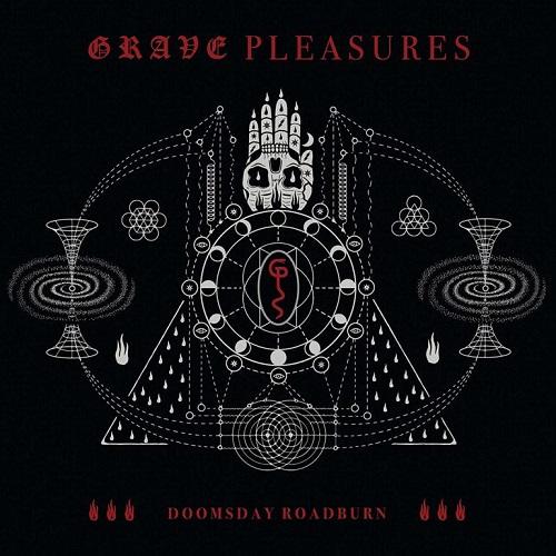 Grave Pleasures - Doomsday Roadburn - Cover