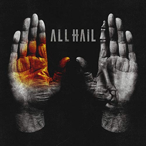 Norma Jean - All Hail - Cover