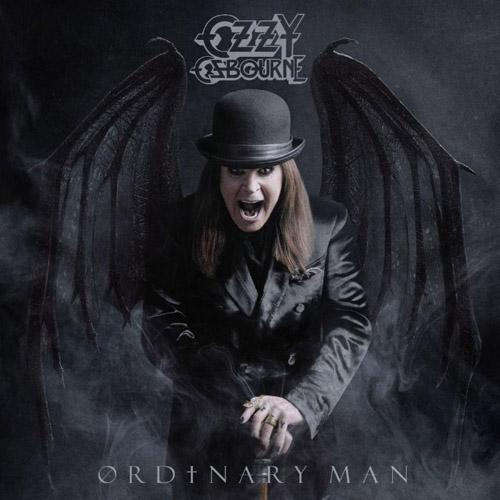 """Das Cover von """"Ordinary Man"""" von Ozzy Osbourne"""