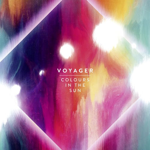 Voyager - Colours In The Sun - Cover
