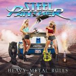 Cover - Steel Panther – Heavy Metal Rules